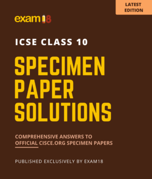Copy of Specimen Solutions Cover Page 1