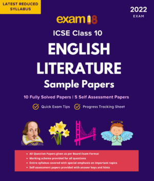 ICSE Sample Papers English Literature Product Image 4