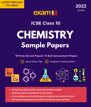 ICSE Sample Papers Chemistry Product Image 5