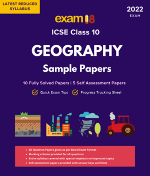 ICSE Sample Papers Geography Product image 6
