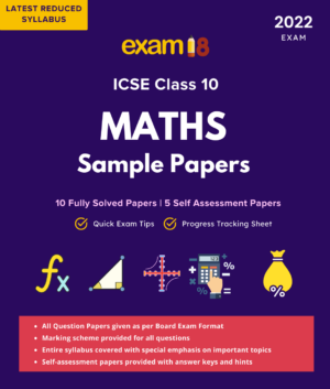 ICSE Sample Papers Maths Product Image 5