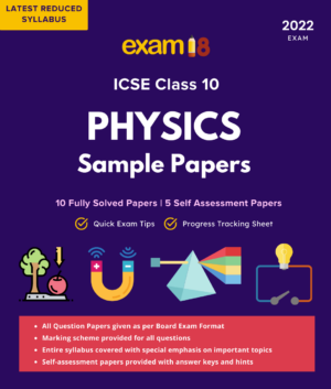 ICSE Sample Papers Physics Product Image 7